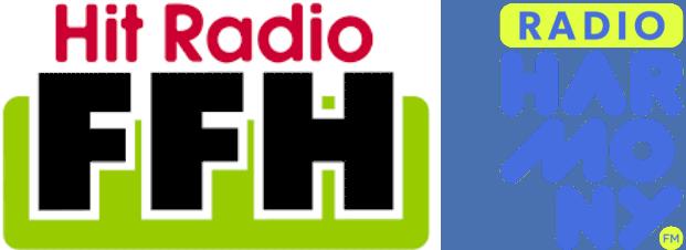 Radio FFH und Radio Harmony FM